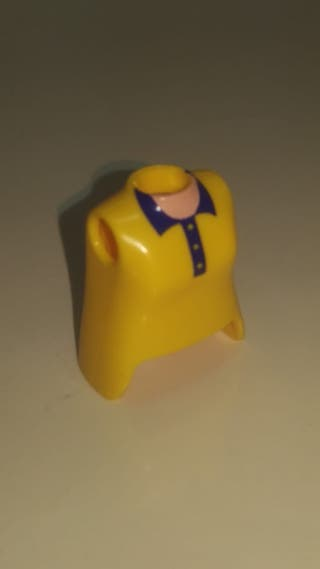 torso playmobil mujer 27