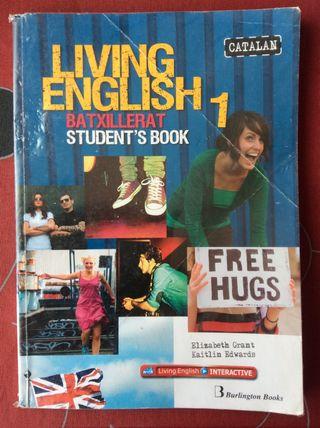 Llibre Living English 1 BAT (Student's Book)