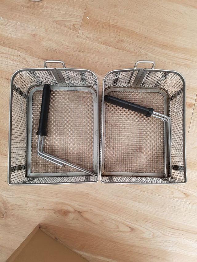 cestas para freidora de 16L