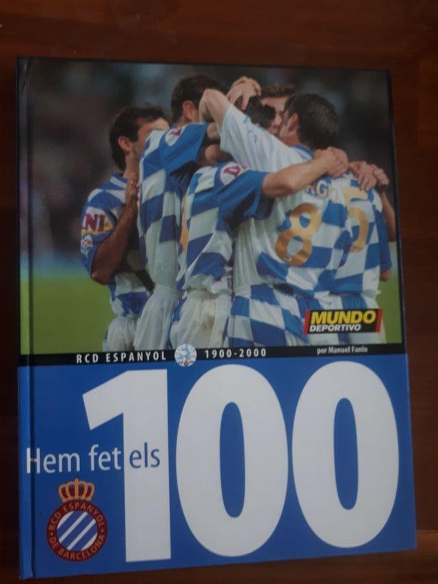 Hem fet els 100, de Manuel Fanlo. Ed. Mundo deport
