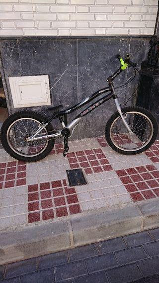 bici de trial monty 219 kamel