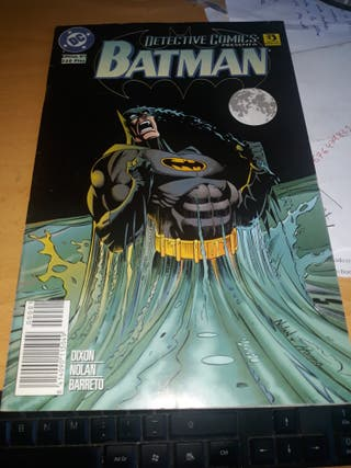 Detective Comics Presenta Batman