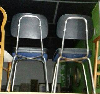 Pareja de sillas de oficina