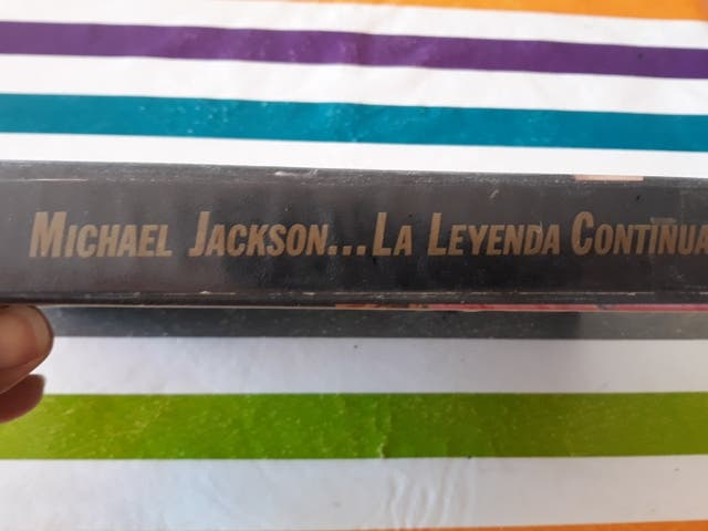 MICHAEL JACKSON Tesoro.original.