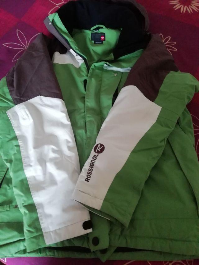 Rossignol coat