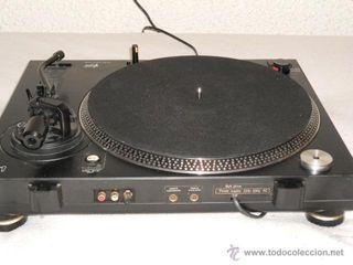 platos dj acoustic control