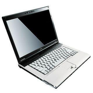 "Fujitsu 15,6"" Intel T7250 2gb 160gb DvdR Wifi"