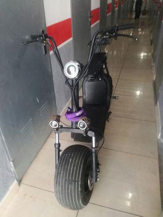 moto de batería