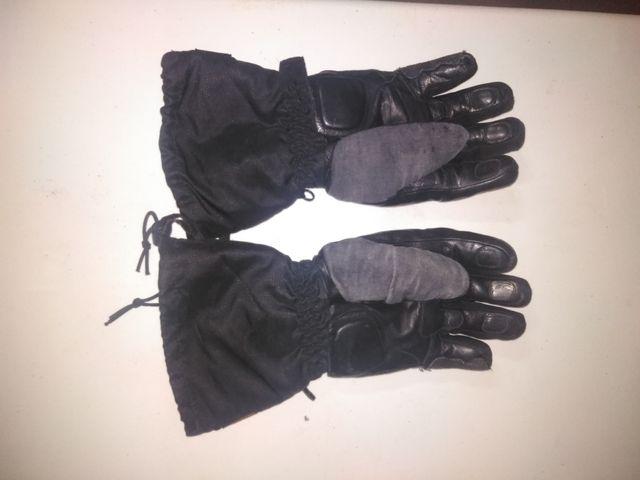 Guantes moto invierno