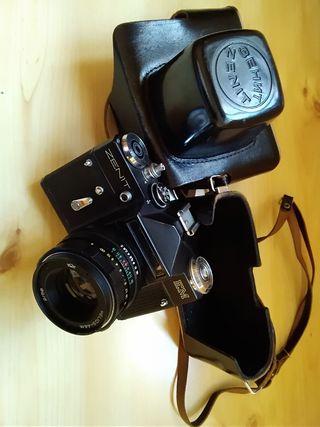 cámara fotos zenit