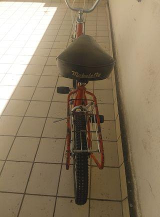 BMX mobilette de los 80