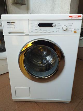 lavadora Miele 6kg 1500 reproducción