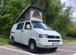 VW T4 FURGON CAMPER