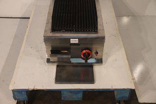 Barbacoa volcánica gas 40x74x42 cm