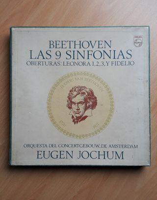 LAS 9 SINFONIAS Ludwig van Beethoven