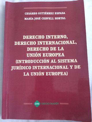INTRODUCCIÓN AL SISTEMA JURÍDICO INTERNACIONAL