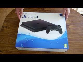 PlayStation 4 Slim 1Tb sin mando