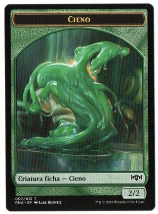 Cieno Token - MTG - CARTAS MAGIC - X1