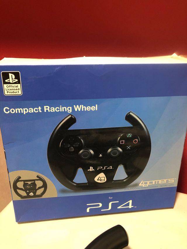 Compact Racing Wheel