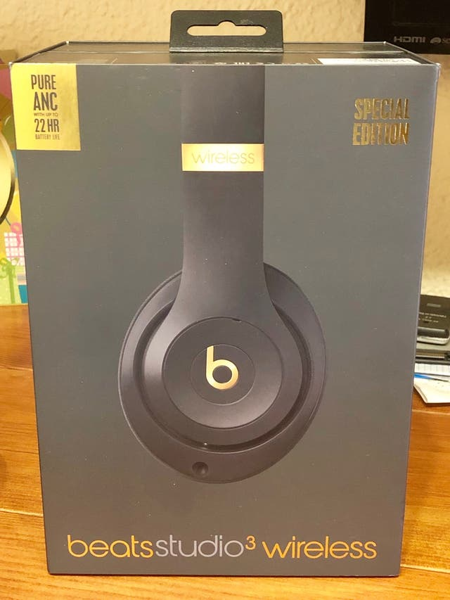 Beats Studio 3 Special Edition
