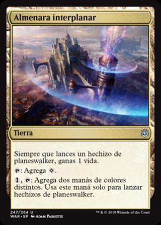 Almenara interplanar - MTG - CARTAS MAGIC - X1