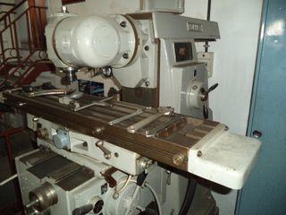 Fresadora industrial correa y accesorios