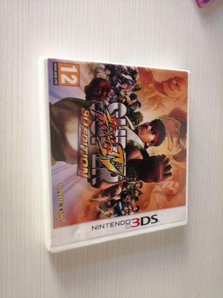 Street fighter 3D edition