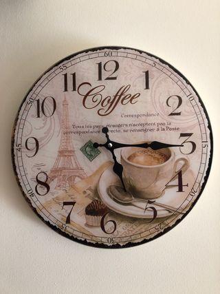 Reloj cocina pared