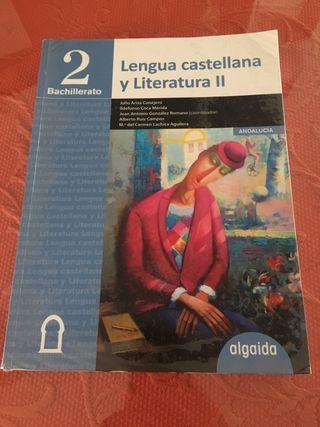 Libro de lengua y literatura