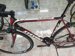 Bicicleta Stevens Comet Ultegra Di2