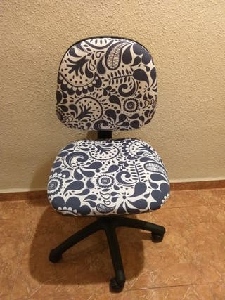 silla con ruedas de escritorio despacho