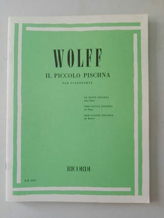 Metodo piano Wolff