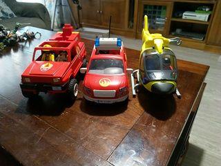 lote Playmobil .