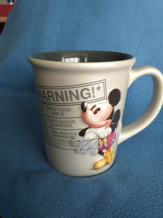 taza grande mickey relieve