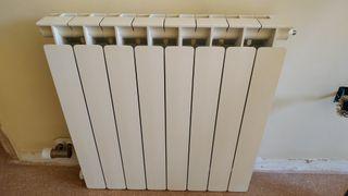 Radiador de calefacción central