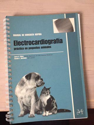 Manual Electrocardiografia veterinaria
