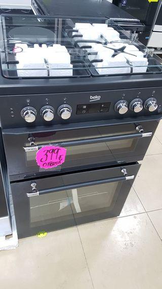 cocina Beko FDF83310DA