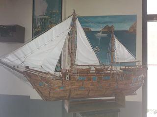 Barco artesano