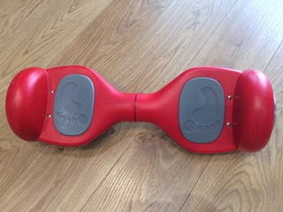 Hoverboard para niños desde 6 años.