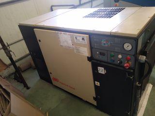 compresor de tornillo con secador
