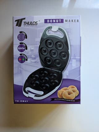 Máquina donuts Thulos