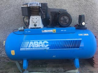 Compresor profesional 270 litros 5,5 kw