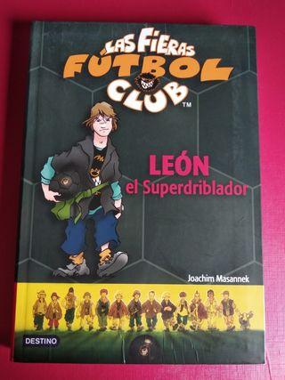LAS FIERAS DEL FÚTBOL- LEÓN EL SUPERDRIBLADOR