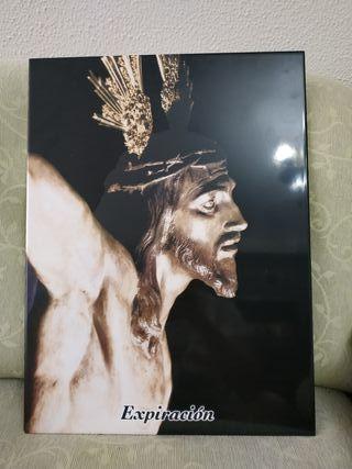 Cuadro azulejo Cristo de la Expiración