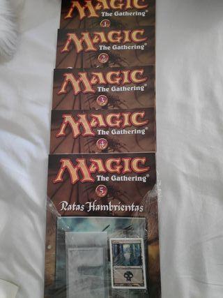 Colección magic salvat
