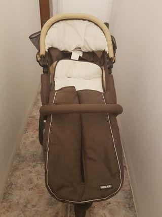 cochecito de bebé 3 ruedas