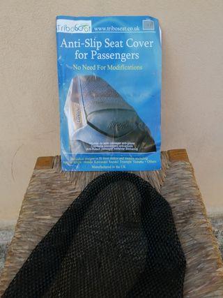 funda sillín antideslizante