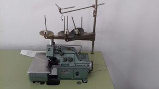 maquina de coser y fileteadora y bordadora