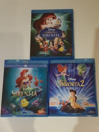 Película bluray Disney