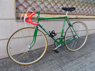 Bicicleta Carretera Antigua T.55